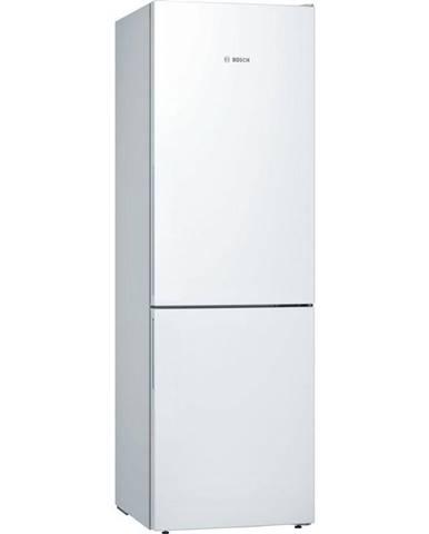 Kombinácia chladničky s mrazničkou Bosch Serie | 6 Kge36awca biela