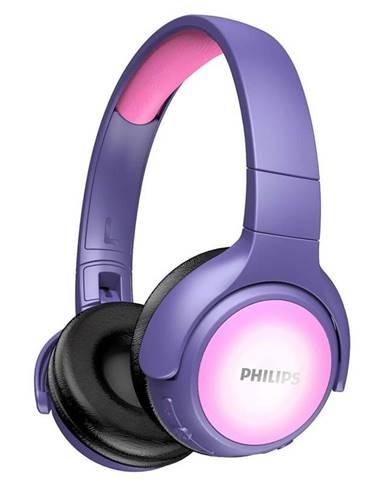 Slúchadlá Philips Takh402pk ružová