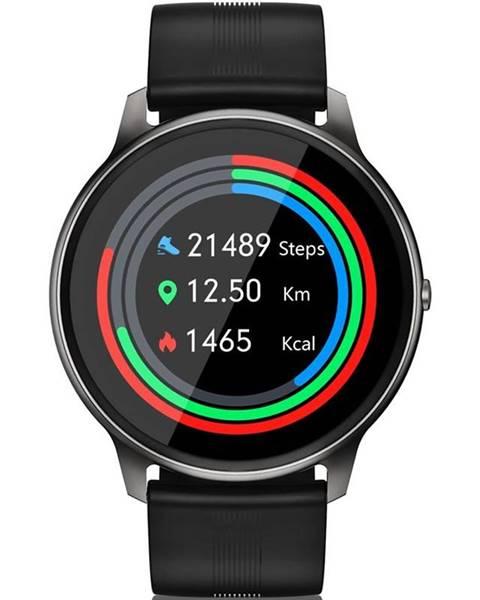 Niceboy Inteligentné hodinky Niceboy X-fit Watch Pixel čierna