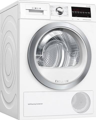 Sušička bielizne Bosch Serie | 6 Wtw85491by biela