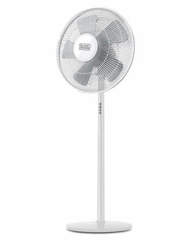 Ventilátor stojanový Black+Decker Bxefp60e biely