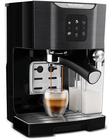 Espresso Sencor SES 4040BK čierne