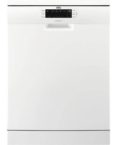 Umývačka riadu AEG Mastery Ffb52910zw biela