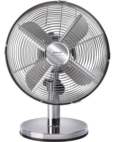 Ventilátor stolový Sencor SFE 2540SL nerez
