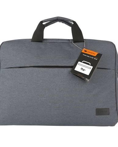 """Brašna na notebook Canyon Elegant pro 15.6"""" sivá"""
