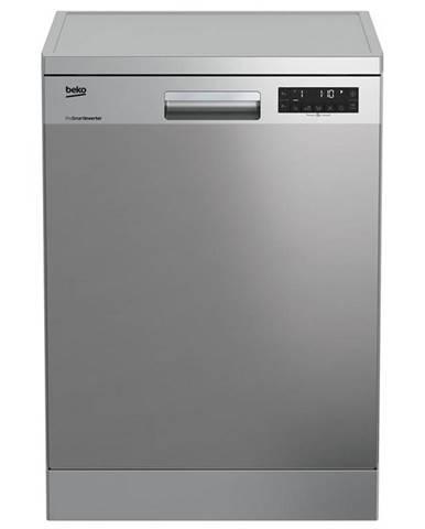 Umývačka riadu Beko DFN 26422 X nerez