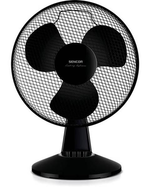 Sencor Ventilátor stolový Sencor SFE 4021BK  čierny