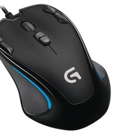 Myš  Logitech Gaming G300s - EWR2 čierna