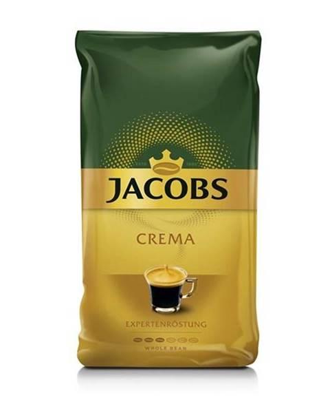 Jacobs Káva zrnková Jacobs Crema Zrno 1000g