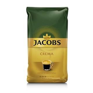 Káva zrnková Jacobs Crema Zrno 1000g