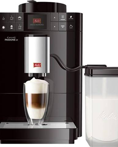Espresso Melitta Passione One Touch Černé čierne