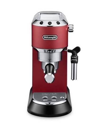 Espresso DeLonghi Dedica EC 685.R červen