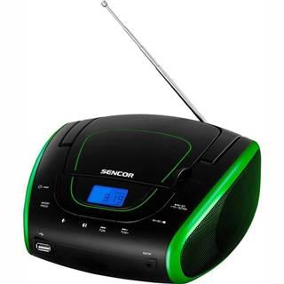 Rádiomagnetofón s CD Sencor SPT 1600 BGN