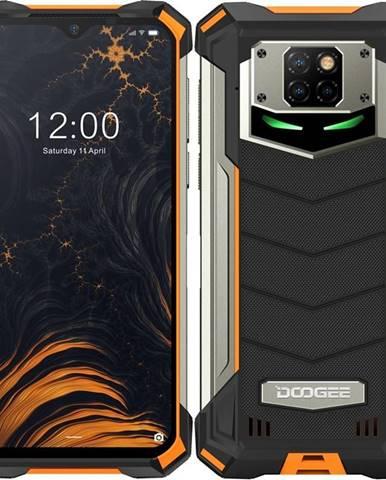 Mobilný telefón Doogee S88 Plus Dual SIM oranžový