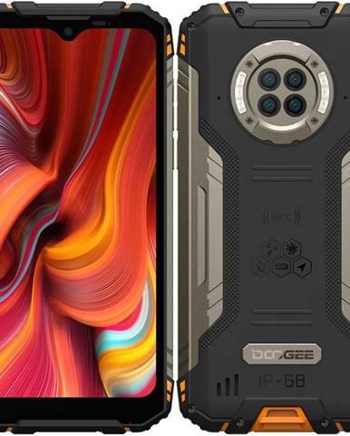 Mobilný telefón Doogee S96 PRO Dual SIM oranžový