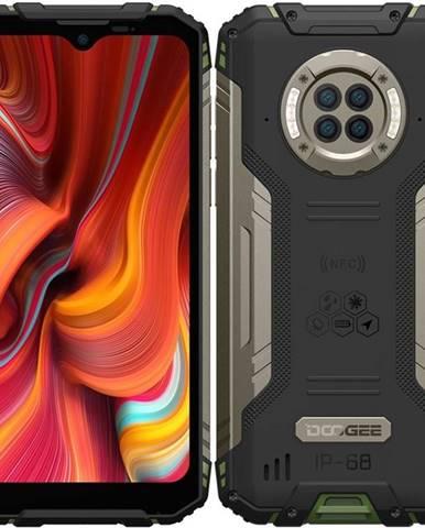 Mobilný telefón Doogee S96 PRO Dual SIM zelený