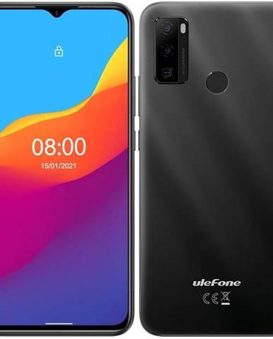 Mobilný telefón UleFone Note 10 Dual SIM čierny