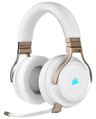 Headset  Corsair Virtuoso Wireless - Pearl