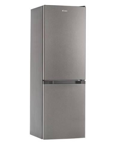 Kombinácia chladničky s mrazničkou Candy Cmcl 4144SN strieborn
