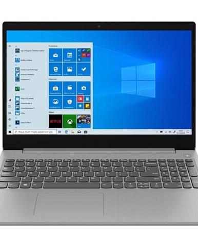 Notebook Lenovo IdeaPad 3-15IIL05 sivý