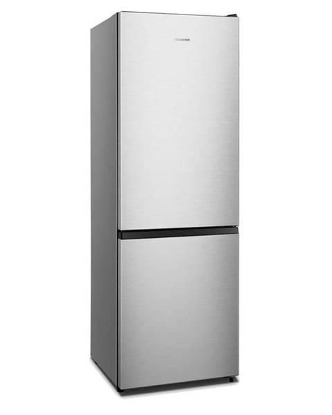 Hisense Kombinácia chladničky s mrazničkou Hisense Rb372n4ac2 nerez