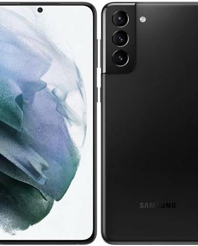 Mobilný telefón Samsung Galaxy S21+ 5G 128 GB čierny