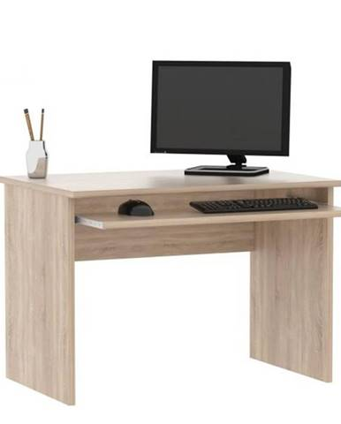 Písací stôl dub sonoma JOHAN NEW 02