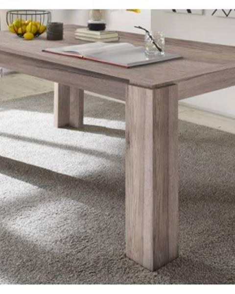 ASKO - NÁBYTOK Jedálenský stôl Universal 160x90 cm, pieskový dub%