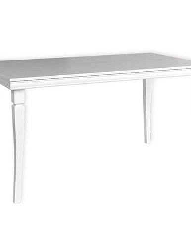 Jedálenský stôl Kora ST Biely