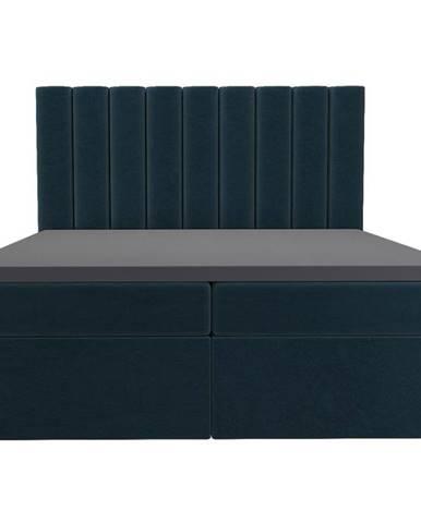 Posteľ Afrodyta 160x200 Monolith 77 s vrchným matracom