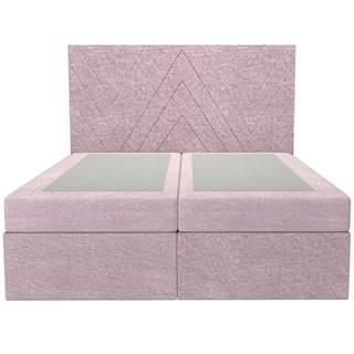 Posteľ Ariel 160x200 Monolith 62 bez vrchného matracu