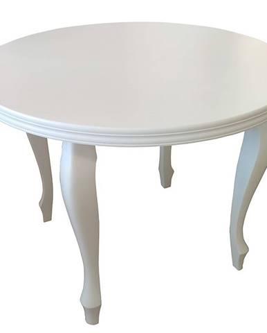 Jedálenský stôl  ST33 FI100 biely mat  AA
