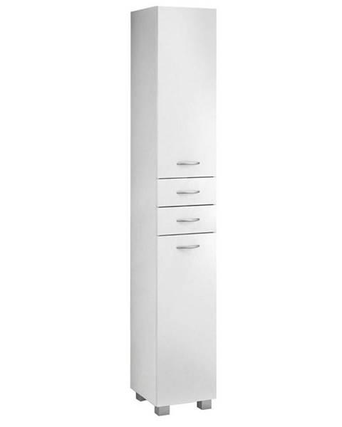 MERKURY MARKET Vysoká skrinka do kúpeľne PIK C30 2D2S