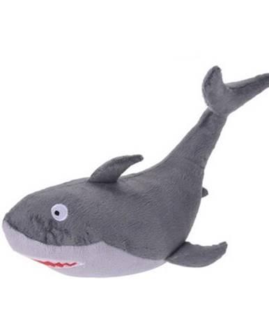 Dverná zarážka Žralok, 13 x 13 x 23 cm,