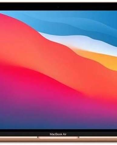 Apple MacBook Air 13'' M1 8GB, SSD 256GB, GLD, MGND3CZ/A + ZADARMO Antivírus Bitdefender Internet Security v hodnote 29.99,-EUR