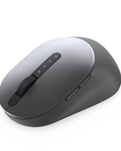 Bezdrôtová myš Dell MS5320W, titánovo šedá POUŽITÉ, NEOPOTREBOVAN