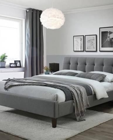 Čalúnená posteľ Vanessa 160x200, vrátane roštu, bez ÚP a matraca