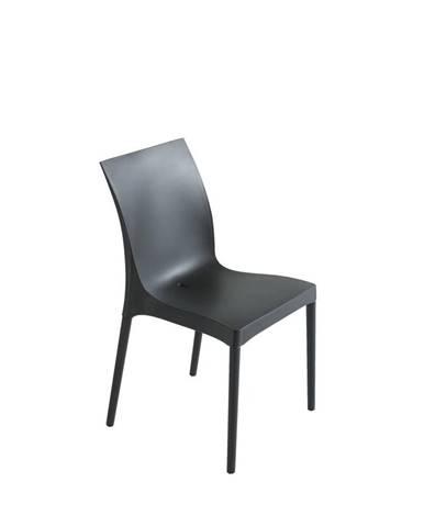 Plastová Stolička Eset Čierna