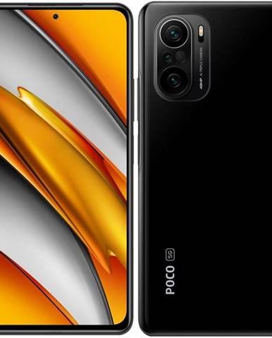 Mobilný telefón Poco F3 128 GB 5G čierny