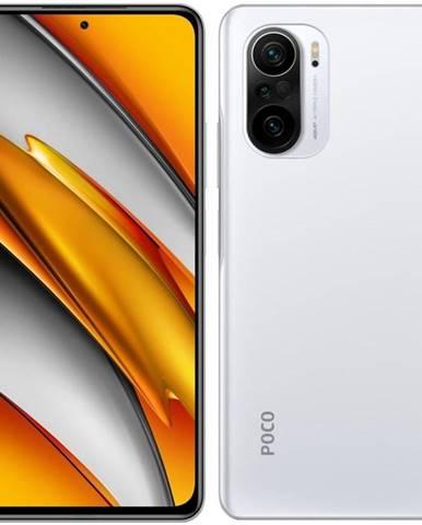 Mobilný telefón Poco F3 256 GB 5G biely