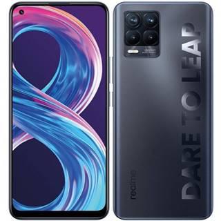 Mobilný telefón realme 8 Pro - Infinite Black