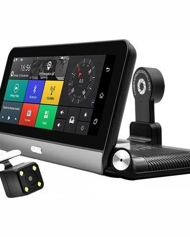 Navigačný systém GPS Carneo Combo A9500 a kamera čierna