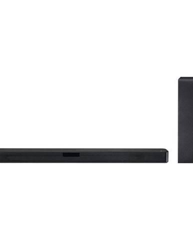 Soundbar LG SN4 čierny