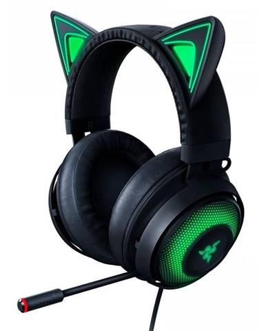 Headset  Razer Kraken Kitty Ed. čierny