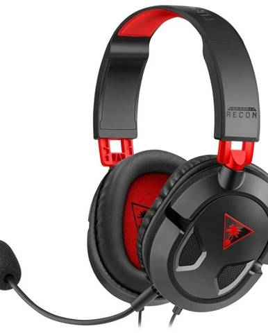 Headset  Turtle Beach Recon 50 pro PC, Nintendo čierny