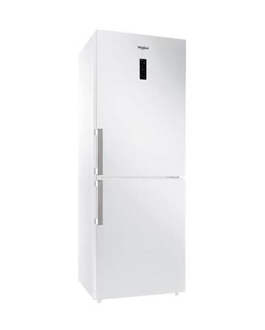 Kombinácia chladničky s mrazničkou Whirlpool WB70E 973 W biele