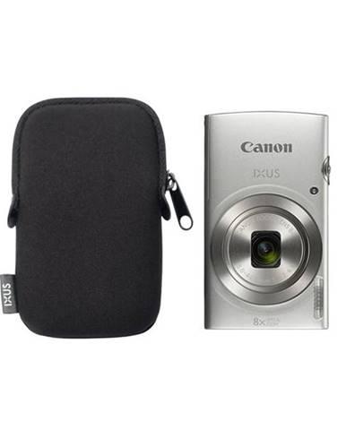 Digitálny fotoaparát Canon Ixus 185 + orig.púzdro strieborn