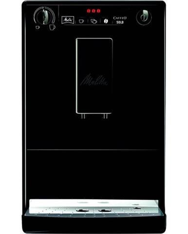 Espresso Melitta E950-222 čierne