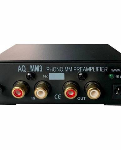 Gramofonový předzesilovač AQ MM3