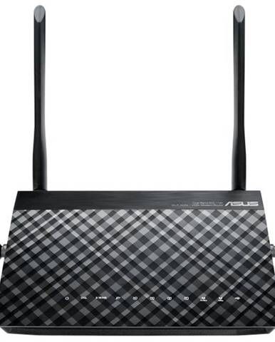 Router Asus DSL-AC55U - AC1200 dvoupásmový Adsl/Vdsl Wi-Fi Modem